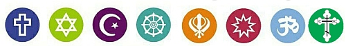 Multifaith Chaplaincy Footer Logo