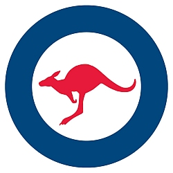 Raaf Roundel used on aircraft