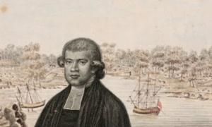 Rev. Richard Johnson