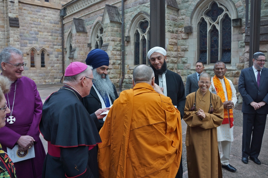 Faith Leaders in Brisbane