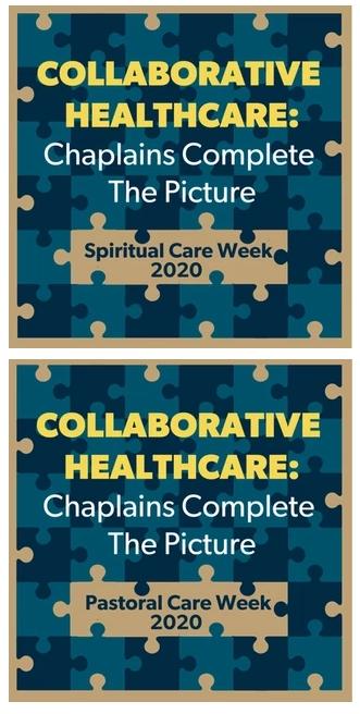 Pastoral Care Week 2020