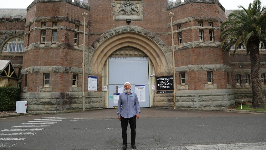 NSW Prison Chaplain Ahmed Kilani: