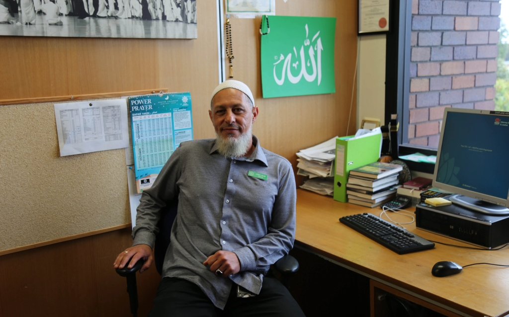 Muslim Prison Chaplain Ahmed Kilani