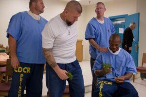 Yule observance in Prison